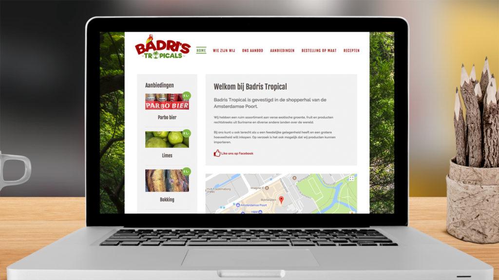 Badris Tropical